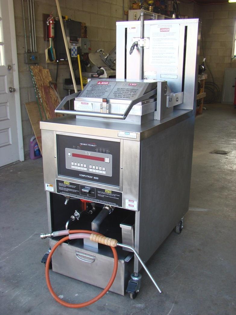 2011 Henny Penny PFE-591 Computron 8000 High Volume Electric Pressure Fryer! | eBay