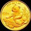 China Gold Panda Coin