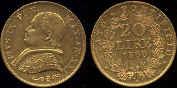 Italian Gold Coins