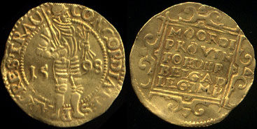 Gold Coins Of The Kingdom Of The Netherlands