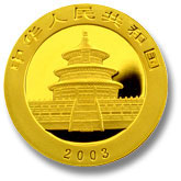 2000 to Present China Panda Reverse