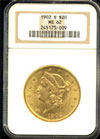 Certified US Gold Coin