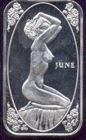 CCM-27 June Silver Artbar