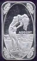 CCM-29 August Silver Artbar