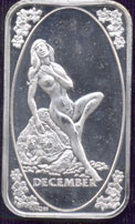 CCM-33 December Silver Artbar