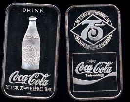 WM-62 Elizabethtown, Ky. Coke Silver Artbar