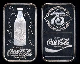 WWM-66 Chicago, Il.Coke Silver Artbar