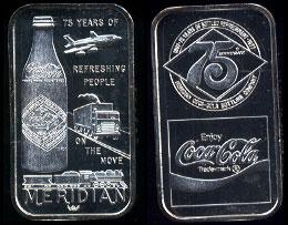 WWM-82 Meridian, Ms.Coke Silver Artbar