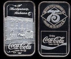 WM-95 Montgomery, Al. Coke Silver Artbar
