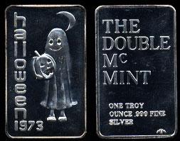 MEM-96 Halloween 1973 Silver Artbar