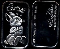ST-19 (1983) Easter Silver Artbar
