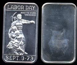 LBTY-12V Labor Day Silver Artbar