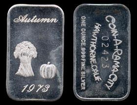 MLM-48 (1973) Autumn Silver Artbar