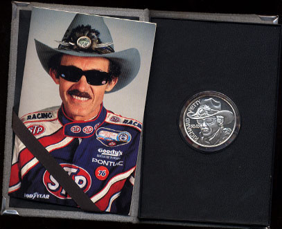 Limited Edition 1992 Fan Appreciation Tour Richard Petty #4979