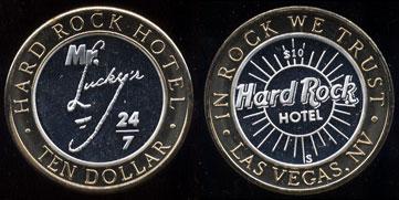 Hard Rock Hotel Mr. Lucky's 24/7