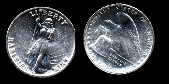 Silver Art Rounds Featuring Coins