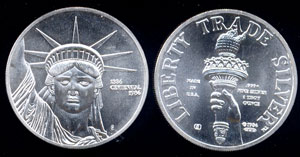 Commemorative Silver Rounds