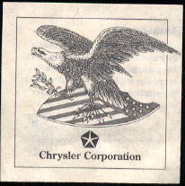 chrysler corporation commemorates the bill of rights 1791 1991 case. Cars Review. Best American Auto & Cars Review