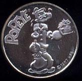 Popeye Cartoon Celebrities