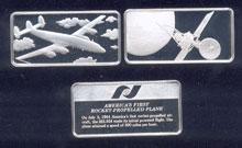 Air & Space 100 Ingot Set