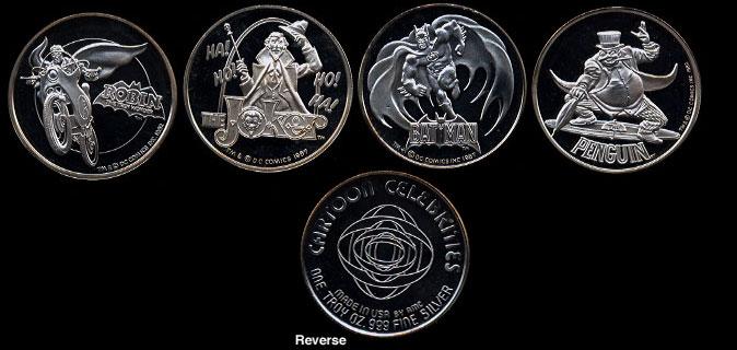 1 Ounce Silver Coin Case