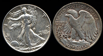 Walking Liberty Half Dollar (Short) Sets