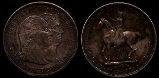 Early United States Commemorative Coins Certified As Well