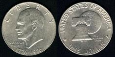 Bicentennial Ike Dollar