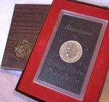 "Proof ""Brown"" Ike"
