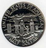 1986 Statue of Liberty Proof Half Dollar