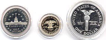 Bicentennial of Congress Coins