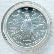 Bicentennial of Congress Dollar