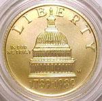 Bicentennial of Congress Five Dollar