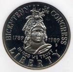 Bicentennial of Congress Half Dollar