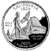 California Statehood Quarter