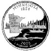 Minnesota Statehood Quarter