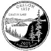 Oregon Statehood Quarter